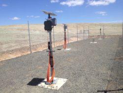 Landfilll Lysimeter Installation 1