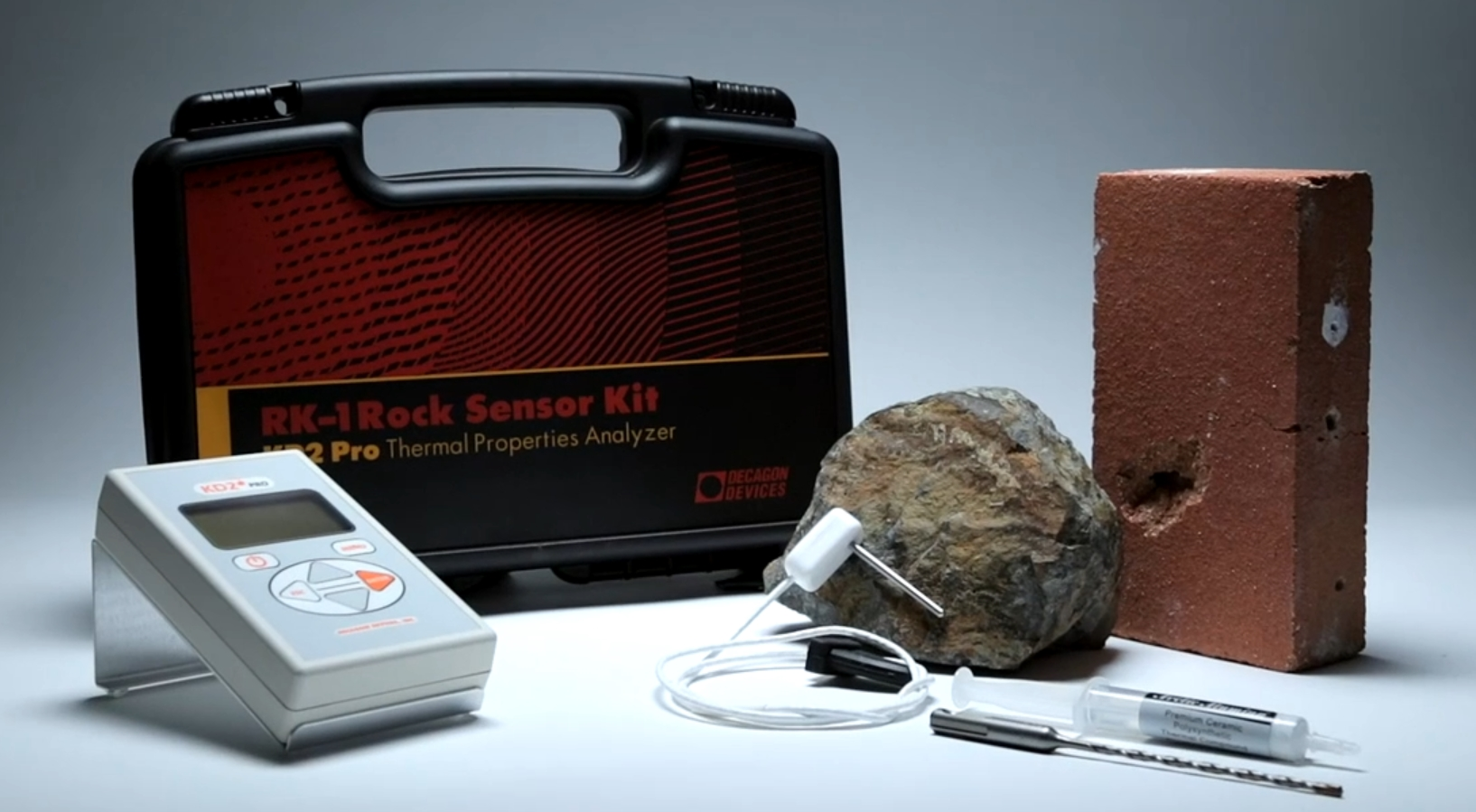 RK-1 Rock Sensor Package