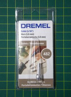 DR Dremel 800 Collet