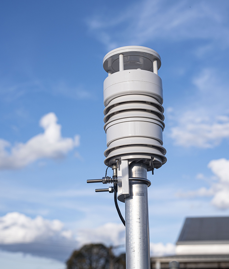 AQS918 Air Quality Station
